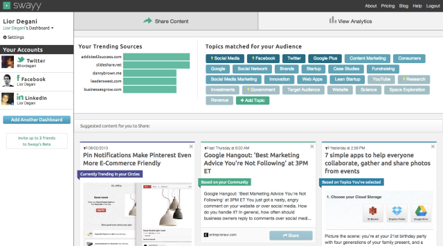 content_dashboard