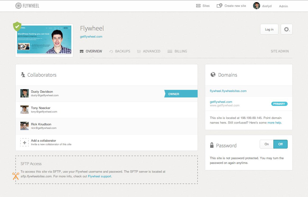 site_dashboard