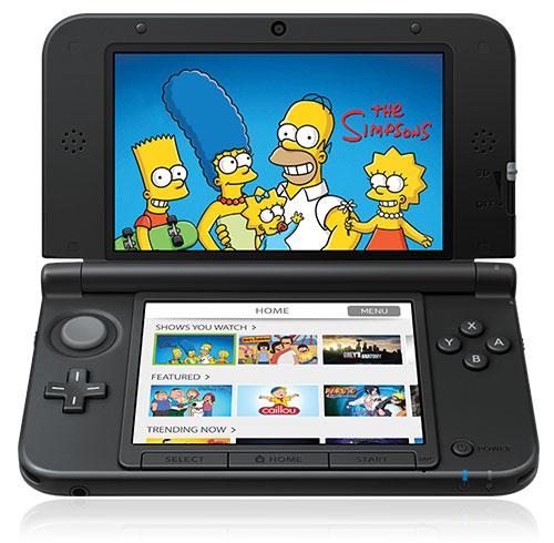HuluPlus_Nintendo3DS