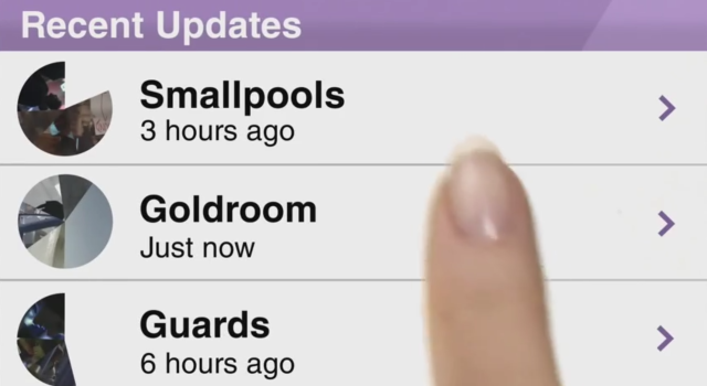 Snapchat Stories Screenshot
