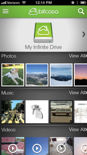 New iOS - July 2013