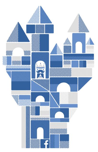 Facebook Castle