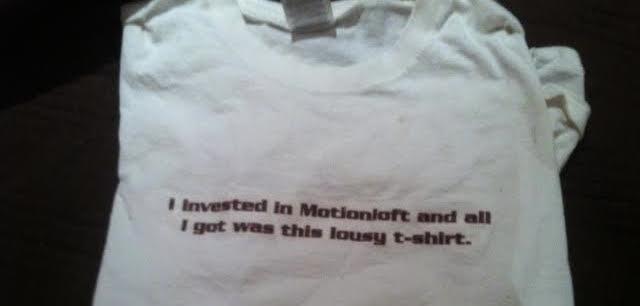 motionloft tshirt