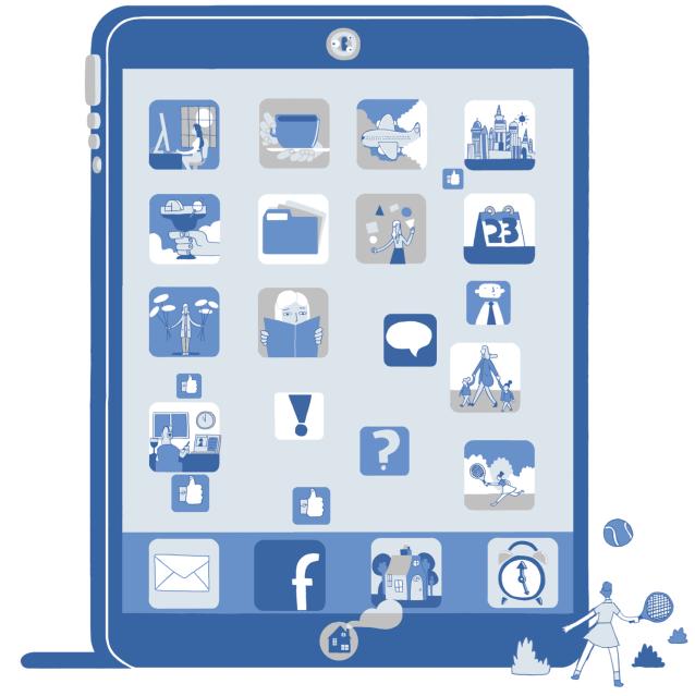 Facebook Mobile World
