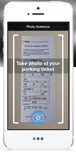Fight Parking Tickets