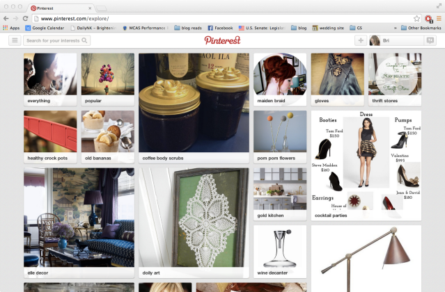 pinterest for you