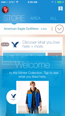 screenshots for american eagle