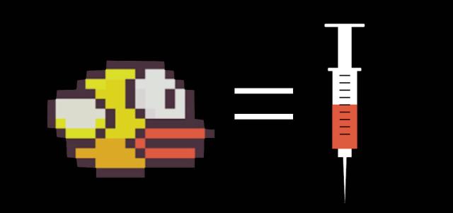 Flappy Bird Addiction Done