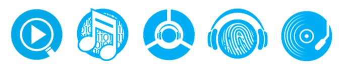 Echo Nest Icons