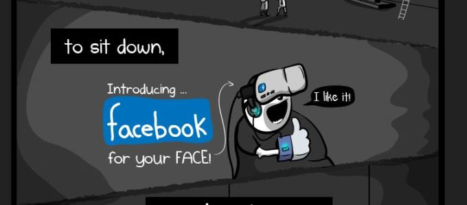 Oatmeal apparently predicted Facebook For Your Face. https://www.facebook.com/photo.php?fbid=10154009300040078&set=a.10150413121115078.628758.220779885077&type=1