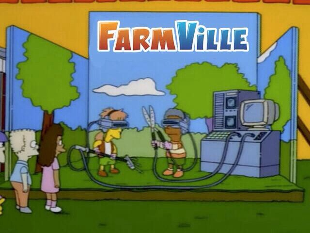 Somewhere, deep within Zynga, you know a team of engineers are working on the revival of FarmVille.