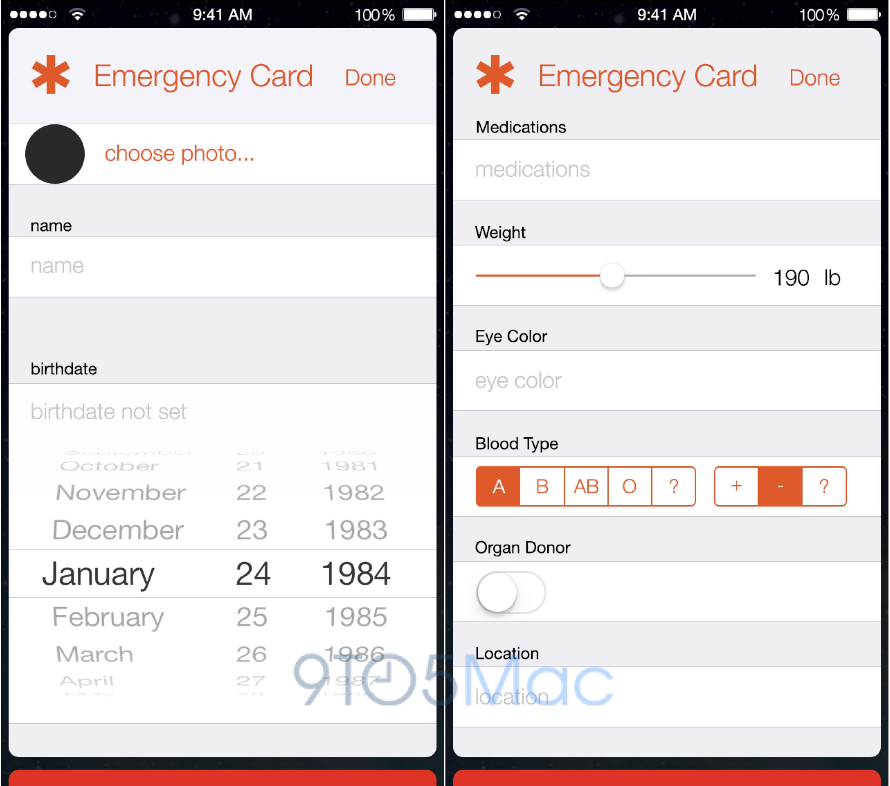 healthbook-emergency