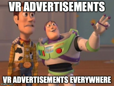 It will be like Second Life but with more ads.