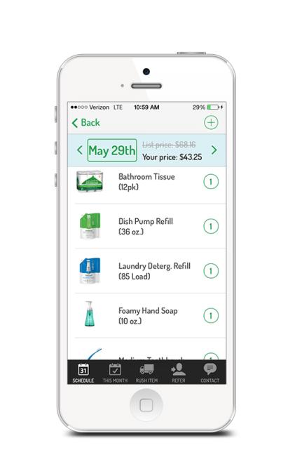 ePantry - iOS App