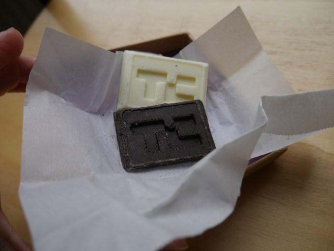 Micro-chocolates