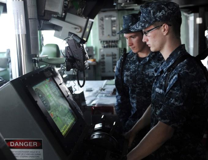 USS Makin Island Maiden Deployment