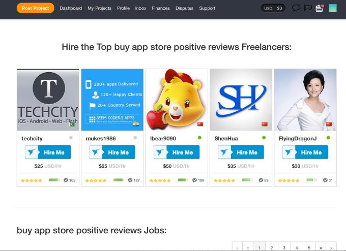 buying-reviews-freelancer