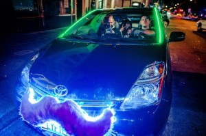 The Disco Lyft is one of the more iconic rides