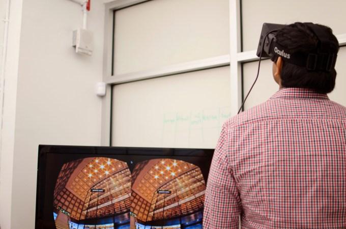 YouVisit Oculus 04 - Yale Library