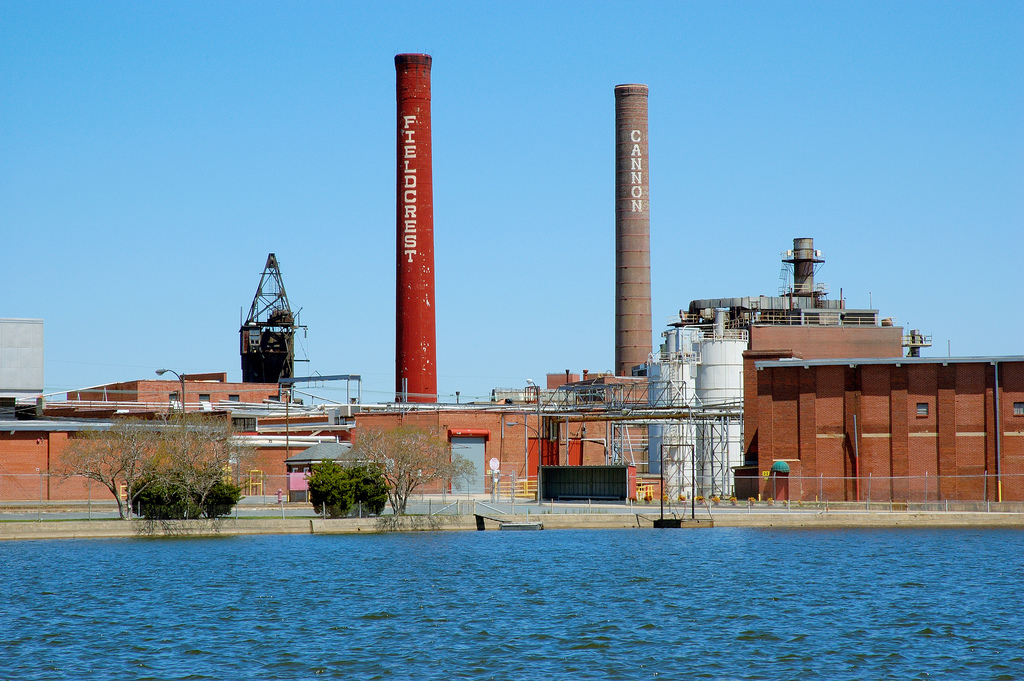 Cannon Mills, Co. Plant 1 Kannapolis, NC, Flickr