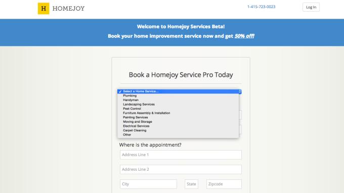 homejoy home services