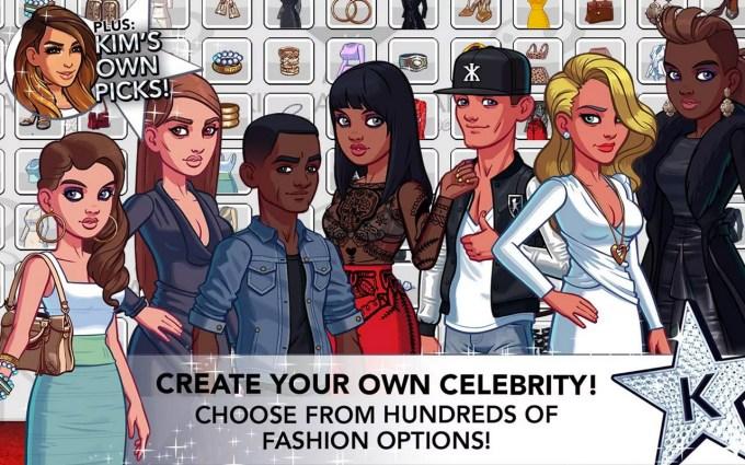 Kim Kardashian app