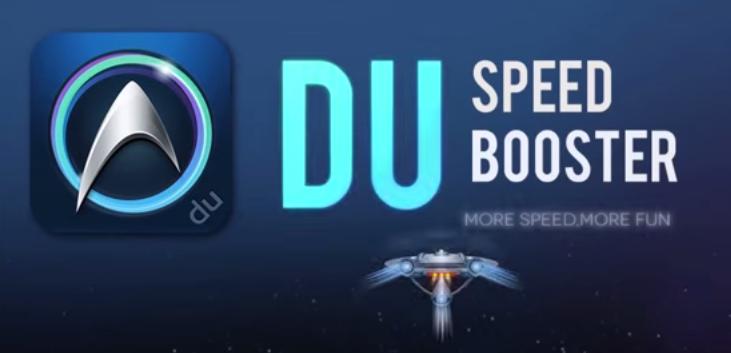 DU Speed Booster app Baidu