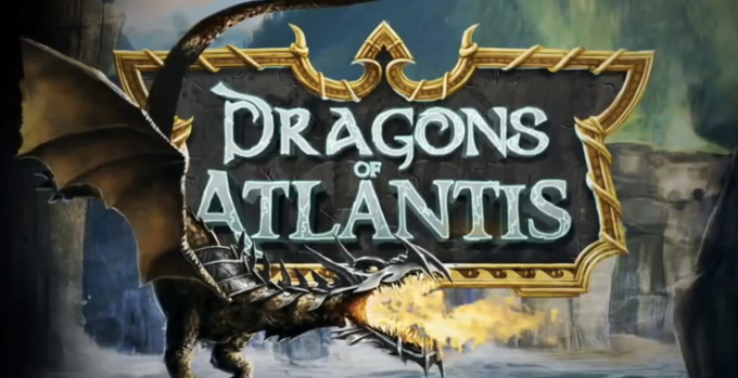 Kabam Dragons of Atlantis game