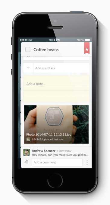 Wunderlist 3 iPhone - Files