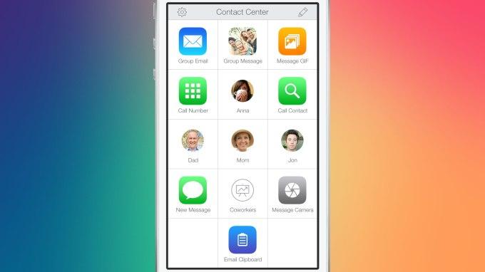 Contact Center iOS App