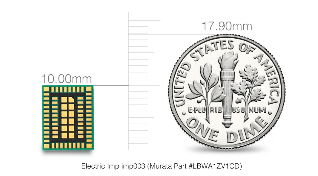 imp003 Murata Module 1
