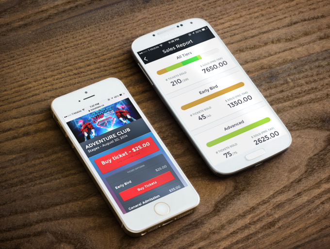 Ticket Labs apps