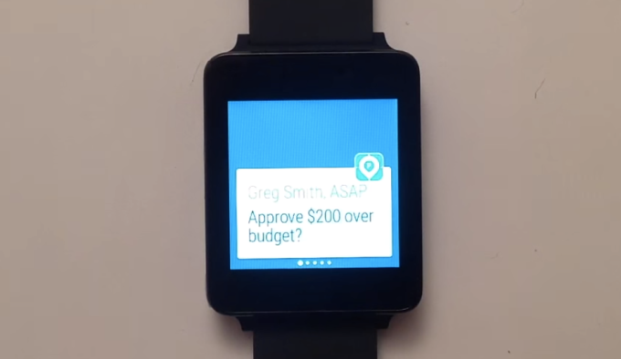 Pyrus Android WEar