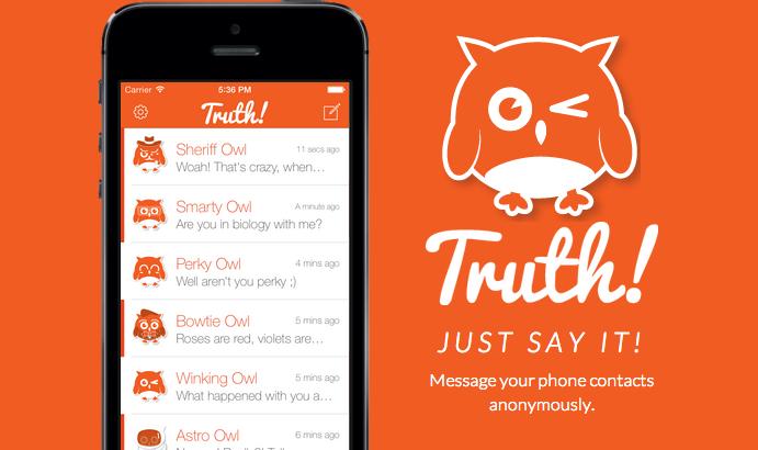 Truth app