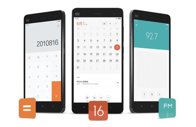 Xiaomi MIUI 6 utilities