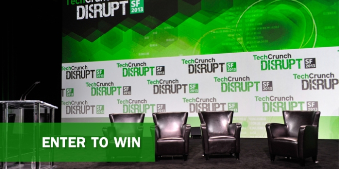 Enter to Win Disrupt SF Tickets
