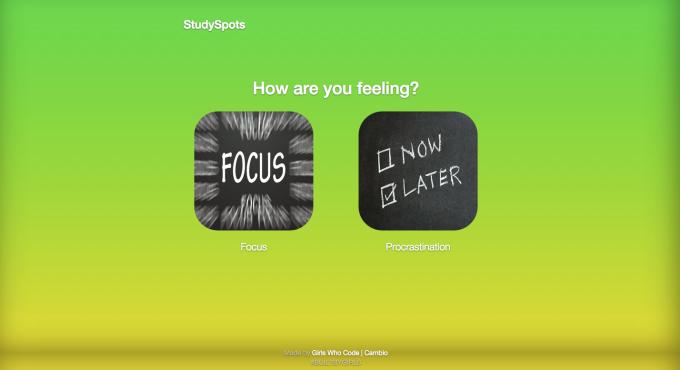 StudySpots