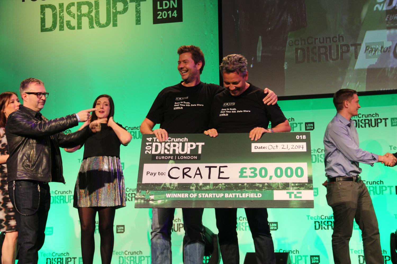 disrupt london winner-8