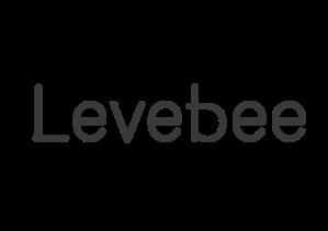 levebee_logo_black