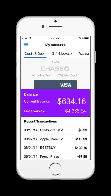Plastc Wallet App