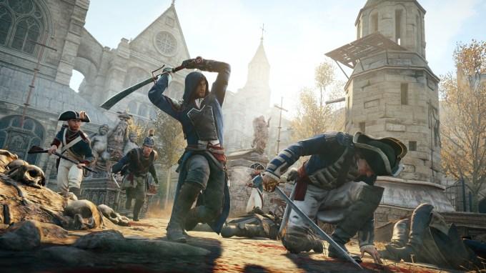 Assassin's Creed:: Unity