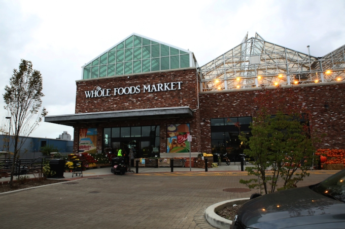 Gotham Greens Whole Foods