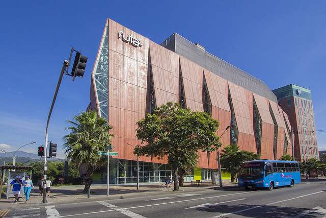 Ruta N, a tech and innovation center in Medellin (Image: Alcaldia de Medellin)
