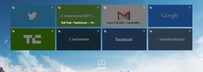 Yandex browser tableau