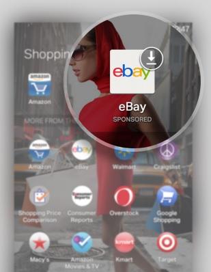 Sponsored App