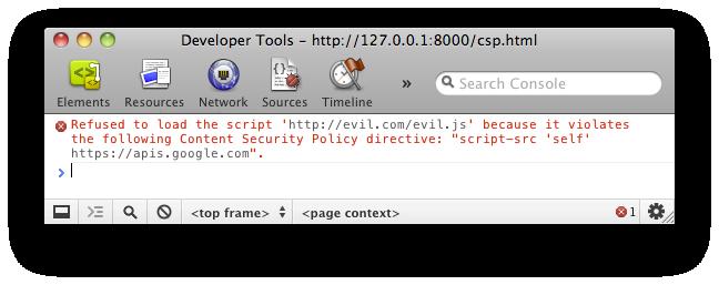 csp-error