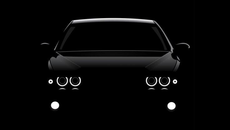 uber-like black car