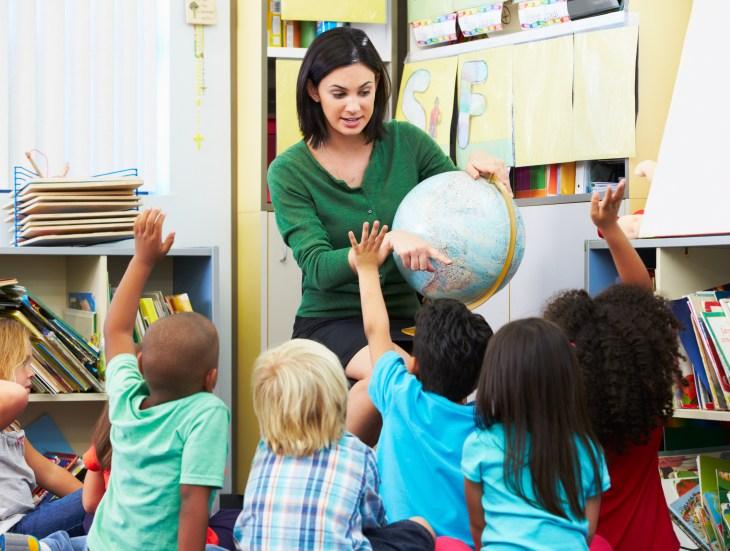 teacher shutterstock