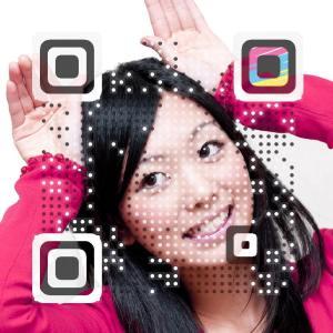 Visualead QR code