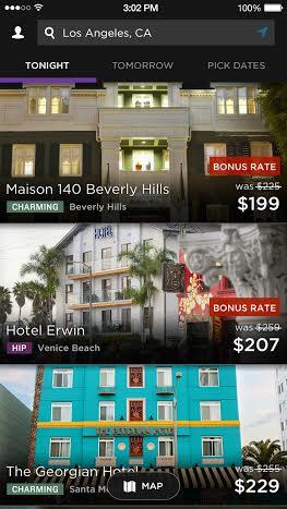 hoteltonight bonus rate
